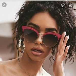 Brand New Quay Australia Sunglasses